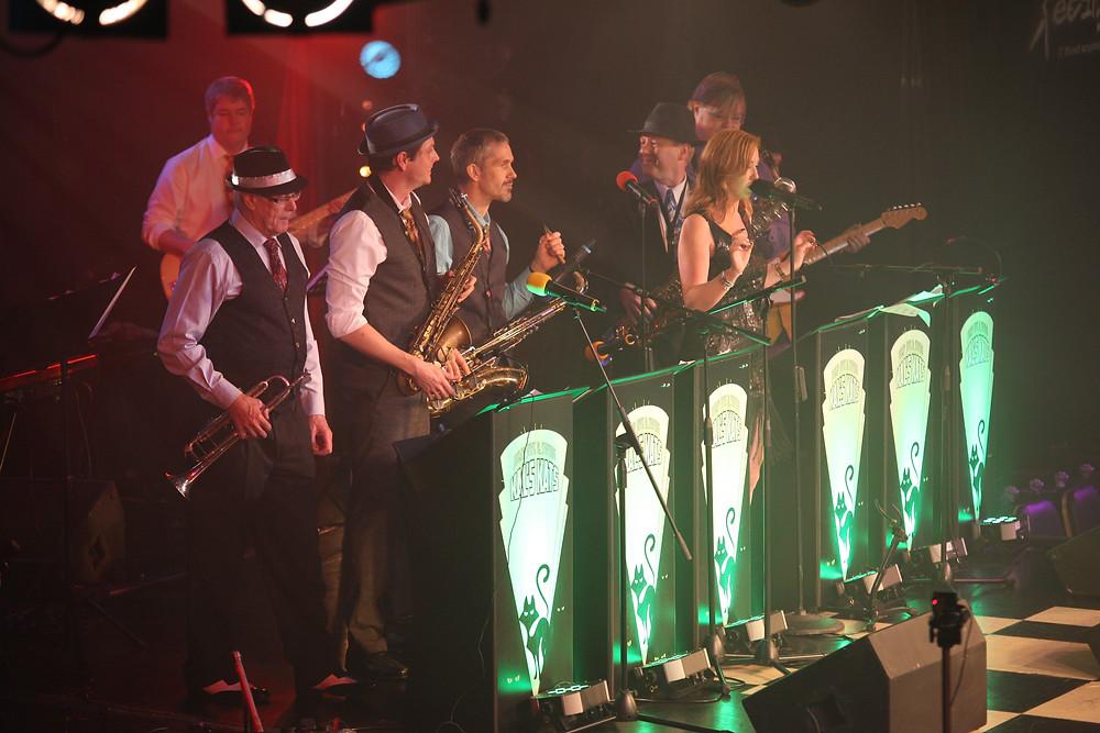 Kal's Kats - Vintage swing Band UK
