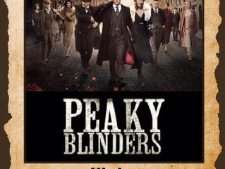 Peaky Blinder of a night coming up