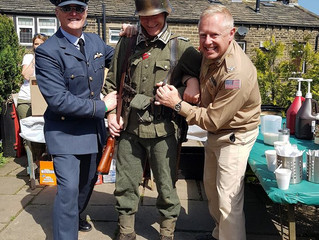 Haworth 40's war weekend