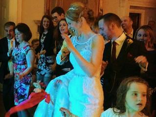 Rosie and Jacob's wedding