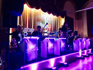 Big Band Dance at Spennymoor Town Hall