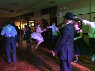 Kal's Kats- vintage Swing Band UK - Montage