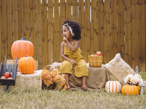 Nevaeh's Fall Session