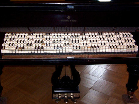 Piyano Ergonomik Bir Çalgı Mıdır?