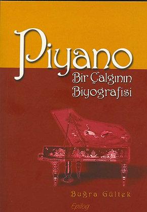 Kitap: Piyano Bir Çalgının Biyografisi