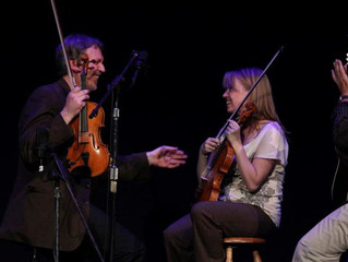 An Evening of Contest Fiddle Music with Mark O'Connor and Jacie Sites