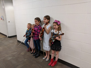 Half time/Half Price Preschool Violin Lessons | Idaho Falls, Rexburg and Rigby | East Idaho