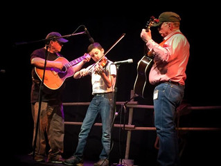 Fiddlers of Idaho State Fiddle Contest in Hailey, Idaho
