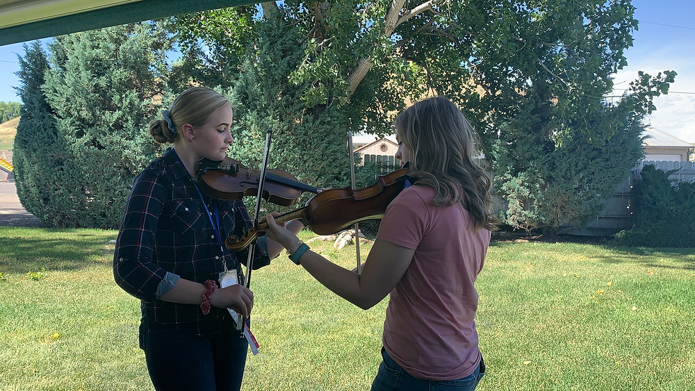 National Twin Fiddle Champions
