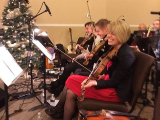 Christmas Performances at the Museum of Idaho and Cross Point Community Church in Idaho Falls, Idaho