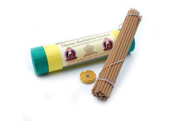 西藏冥想香
