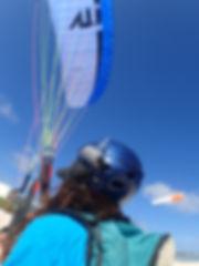 久米島 空遊び ライセンス講習