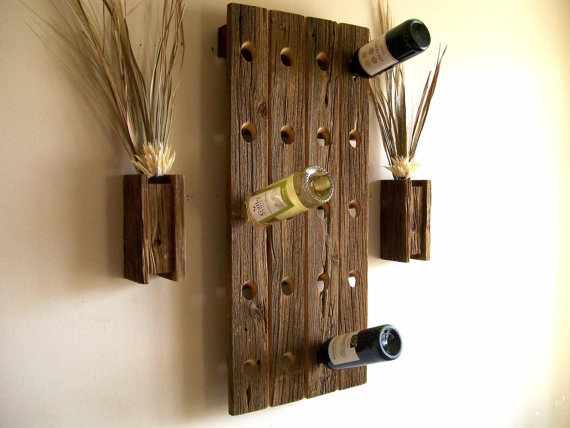 13 Wall Wine Rack