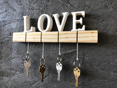 Wall Key Chain Holder
