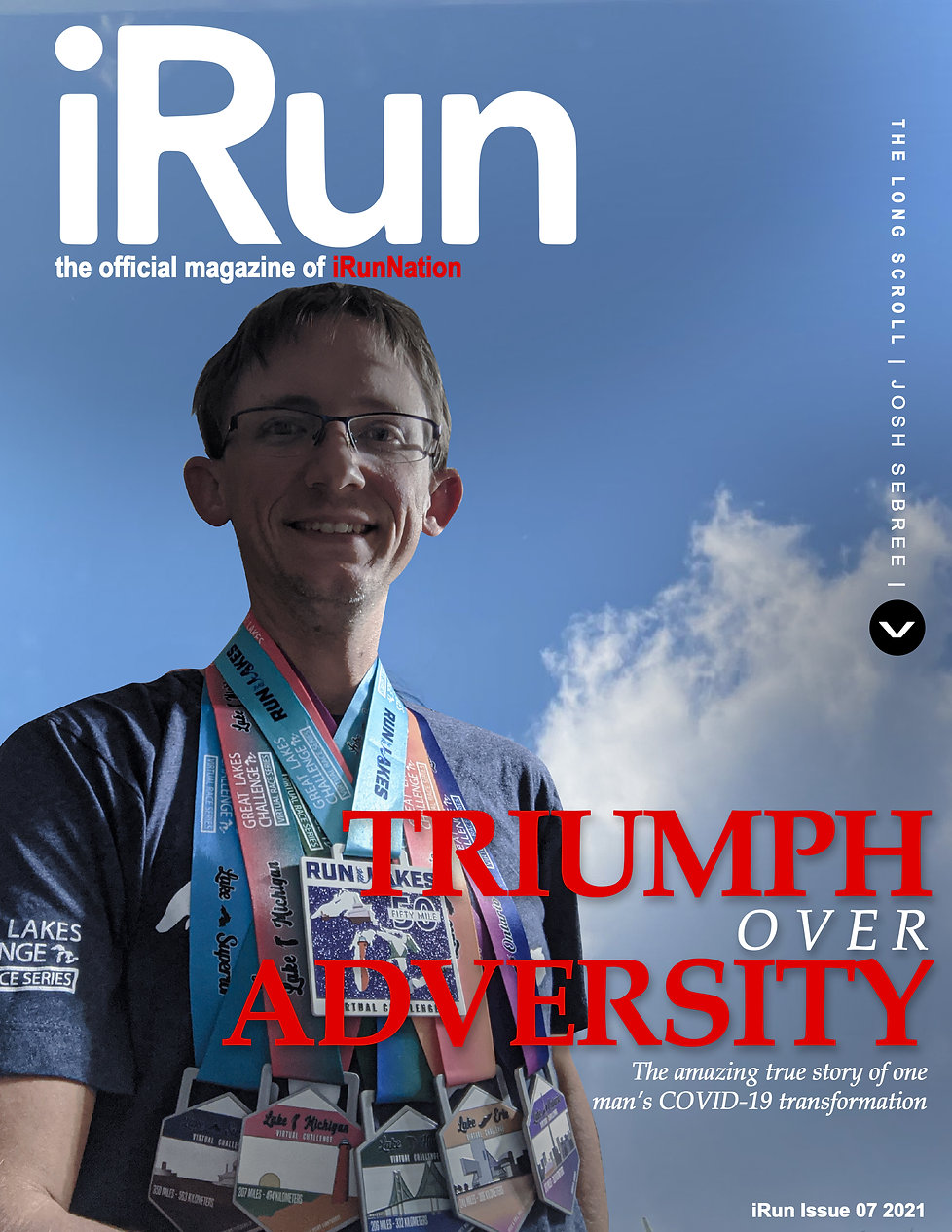 iRun Magazine_March Issue_Cover_2.23.202