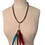Thumbnail: Feather Made Chain necklace