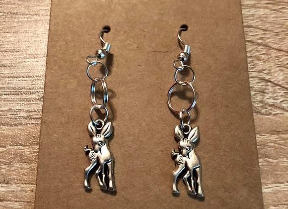Bambi Hand-Made Earrings