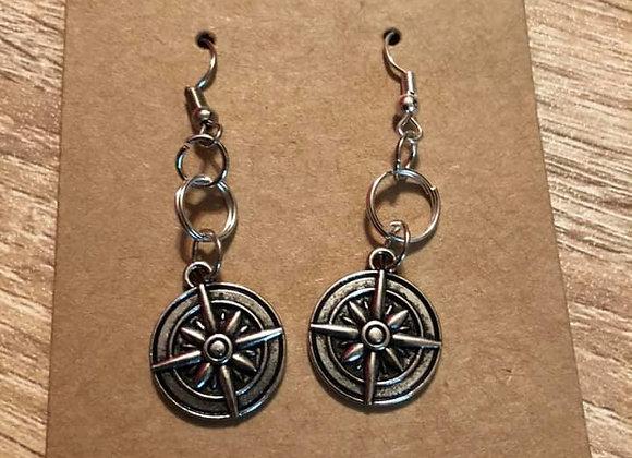 Nautical Hand-Made Earrings