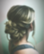 Tousled Updo