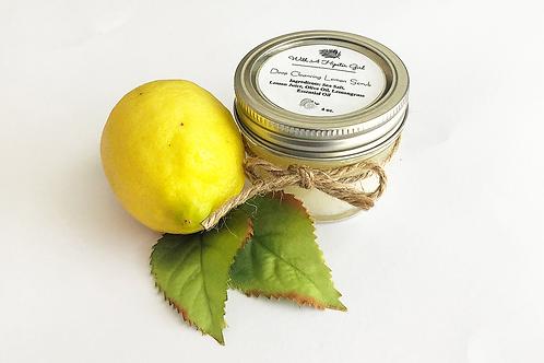 Deep Cleansing Lemon Scrub
