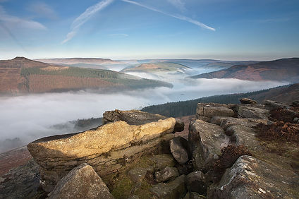 Bamford Edge by Chris Gilbert
