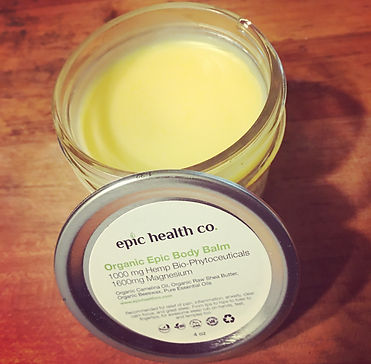 Epic Health Body Balm with Magnesium 4 o