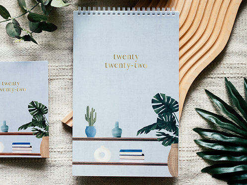 Actspressions - 2022 Desk Calendar