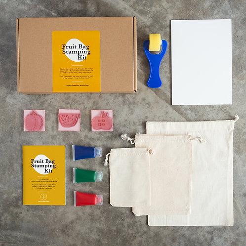 Co:Creation - Fruit Bag Stamping Kit