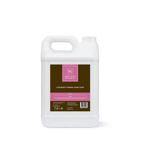 Soapnut Republic - Lavender Hand Soap (Refillery)