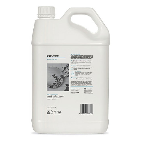 Ecostore - Glass & Surface Cleaner (Refill)