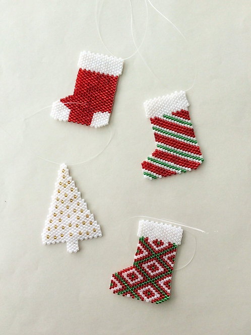 Sauyunan Christmas Ornaments (Stocking/Tree)