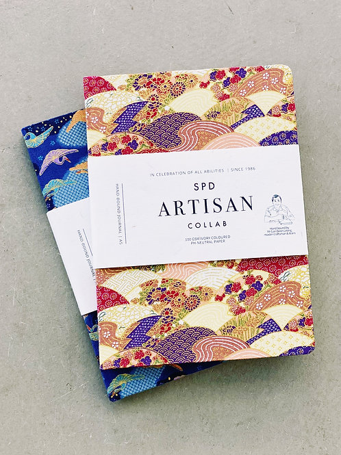 SPD Journal - Fabric Bound (Japanese)