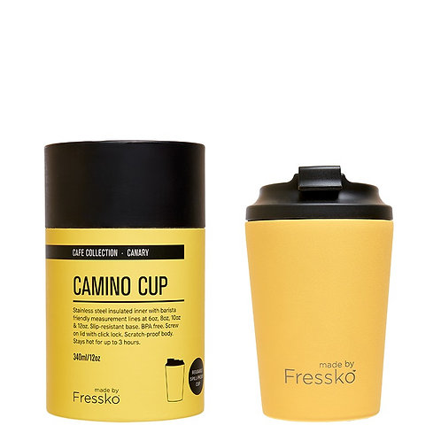 Made by Fressko Reusable Coffee Cups