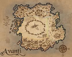 Custom Illustrated Map - Digital