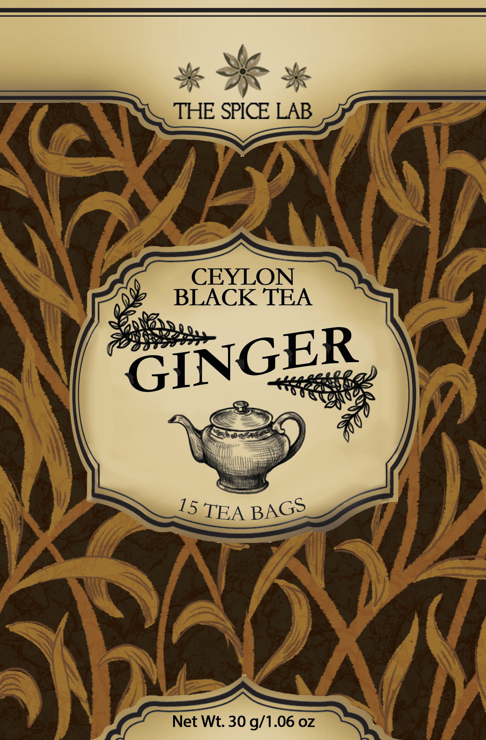 Tea Design - Packaging
