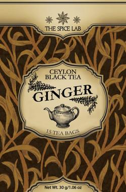 Tea Design - Packaging