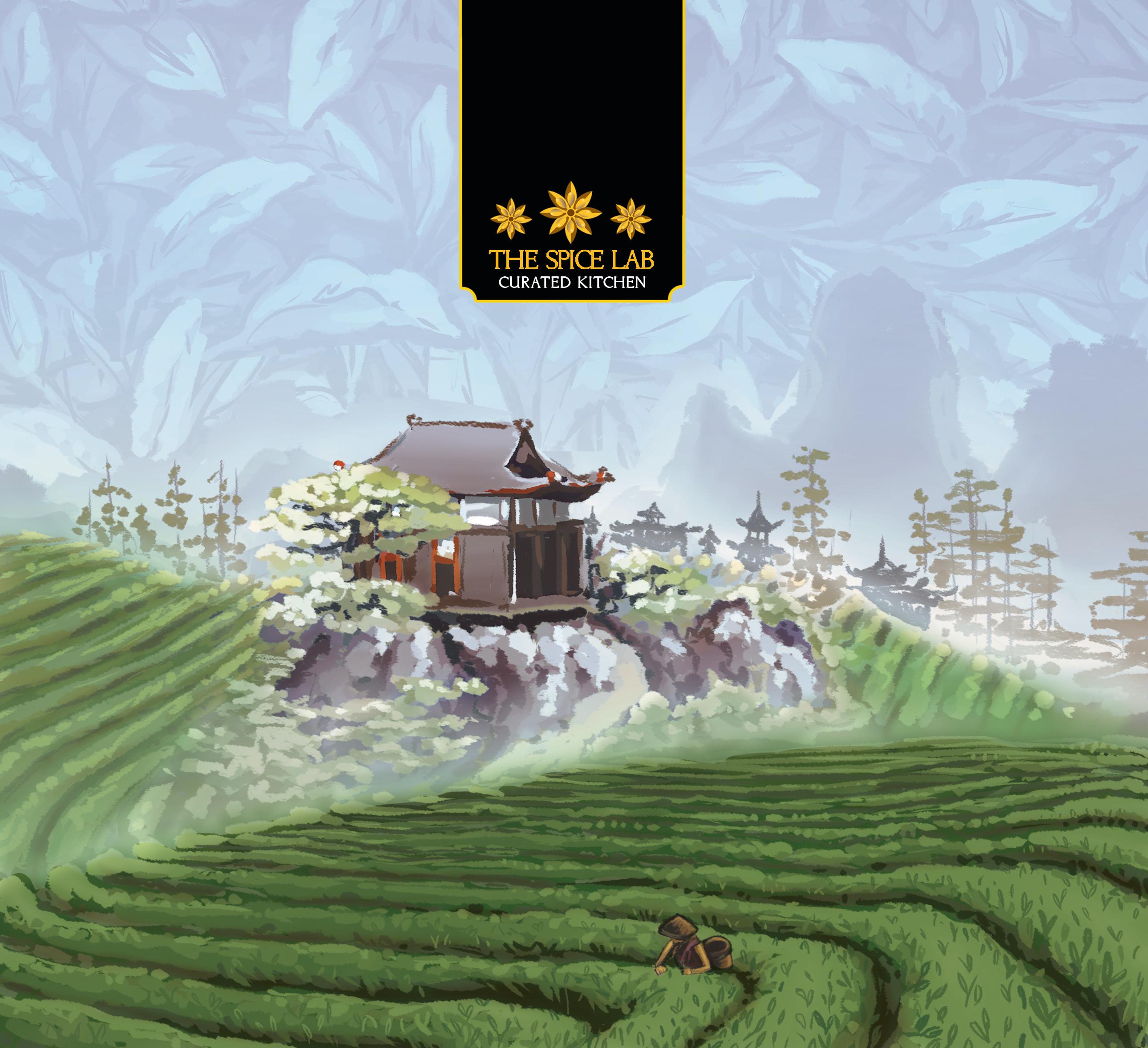 Tea Bag - Illustration