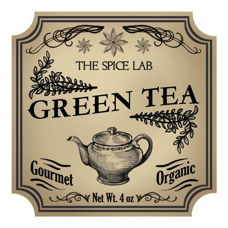 Green Tea Design