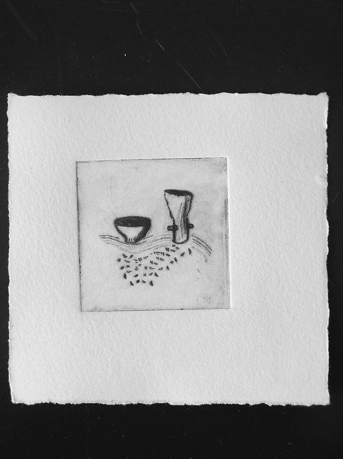 PETTER DAHLSTROM PERSSON, Breakfast (2020)
