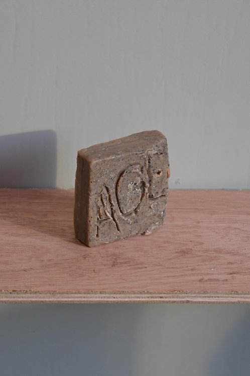 WATER SAUS, Poet's Block soaps (Chicago blend)