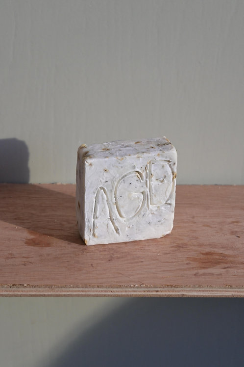 WATER SAUS, Poet's Block soaps (Spicy one)