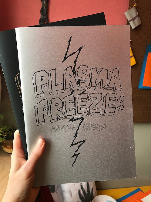 PLASMA FREEZE (silver cover) (2020)