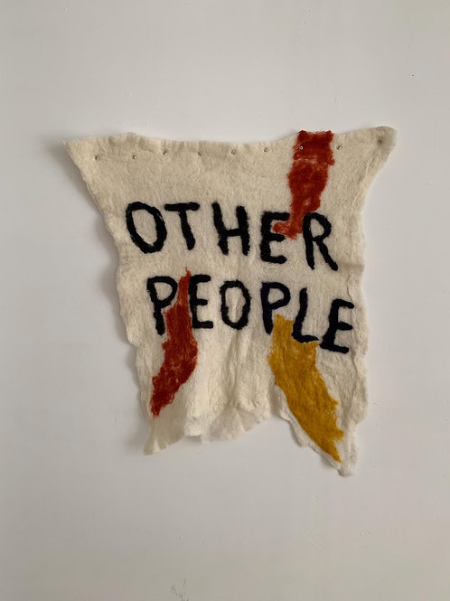 LILI HUSTON-HERTERICH, OTHER PEOPLE (2020)