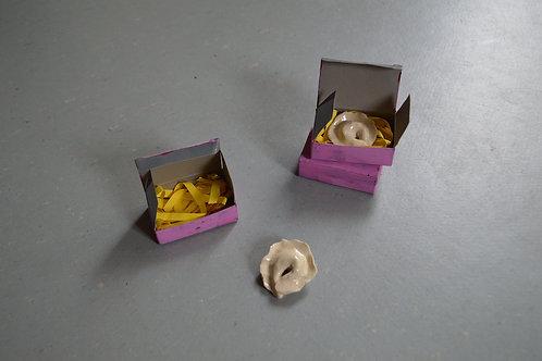 VLADA PREDELINA, Ceramic pelmeni (2019)