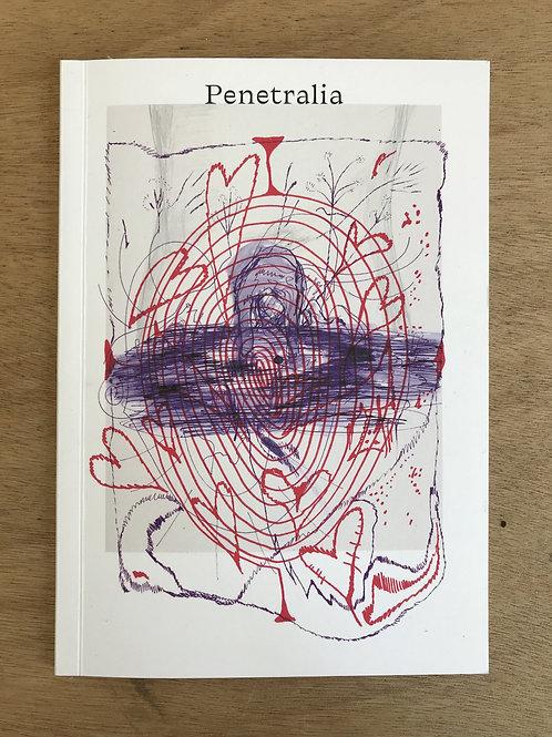 ELLIE HUNTER & ANNI PUOLAKKA (Eds), 'Penetralia' publication