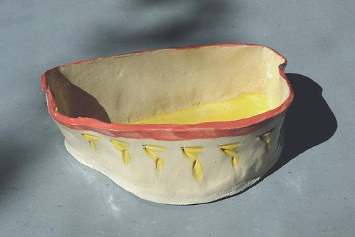 VLADA PREDELINA, Upland egg bowl (2019)