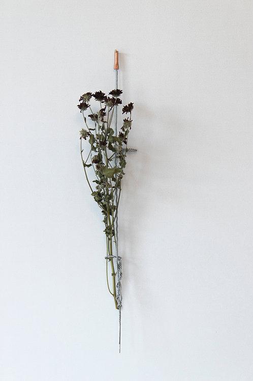 JAMIE KANE, Wire vase (2020) #2