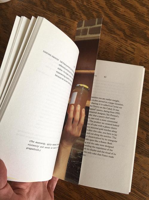 JAKE CALEB, 'Pollen free' bookmark