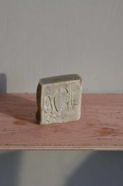 WATER SAUS, Poet's Block soaps (Nearly Perfect)