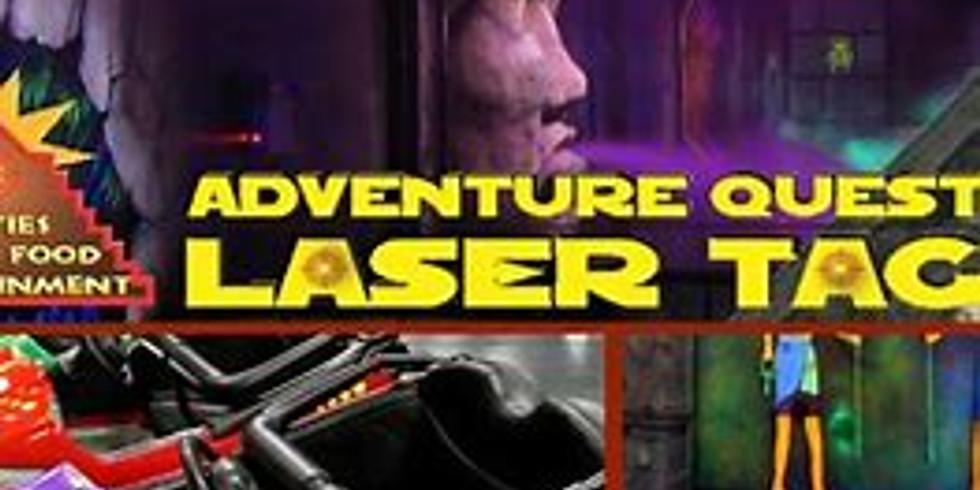 Laser Tag Night